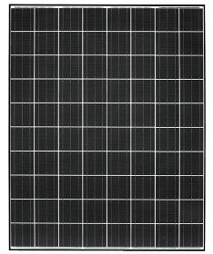 Kyocera KD325GX-LPB Black Poly Solar Panel