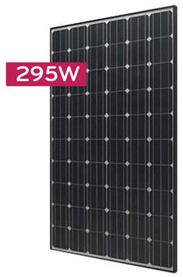 LG LG295N1C-A3 Black Mono 295 watt Solar Panel