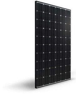 LG LG305N1C-B3 Black Mono 305 watt Solar Panel