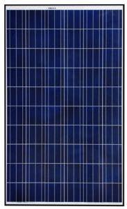 REC Solar REC250PE Black 250w Solar Panel