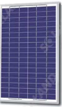 Solarland SLP020-12U Silver Poly Solar Panel
