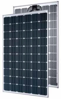 SolarWorld SW275 Silver Mono Protect Solar Panel