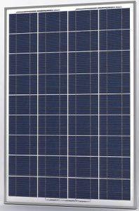 Solarland SLP085-24U Silver Poly Solar Panel
