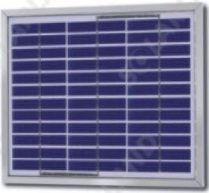 Solarland SLP005-12 Silver Poly Solar Panel