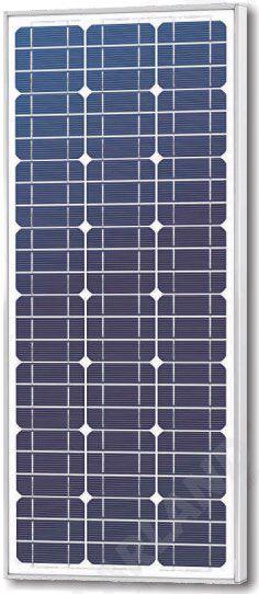 Solarland SLP100S-12 Silver Mono Solar Panel