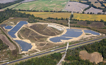 Solar Farm in West Tennessee powered by Suniva solar panels