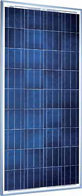 SolarWorld Solarworld 145w R6A Module, Poly, Junction Box, 12v Solar Panel