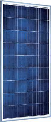 SolarWorld 145w R6A Module, Poly, Junction Box, 12v Solar Panel