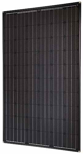 SolarWorld SW275 Black Mono Solar Panel