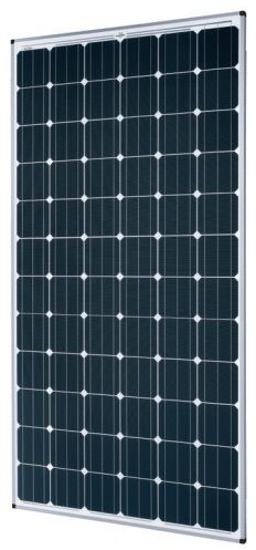 SolarWorld SW320 XL Silver Mono Solar Panel