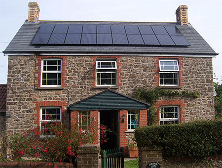 AC Off-grid Solar Power Systems with SolarWorld Solar Panels
