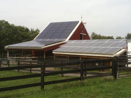 WSS The Ranch 7.8 kW 30-Panel Astronergy System