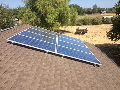 WSS The Lodge 4.68 kW 18-Panel Astronergy System