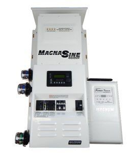 Four Star Solar Magnum Single MS4348PE w/ PT-100 Export Power Center