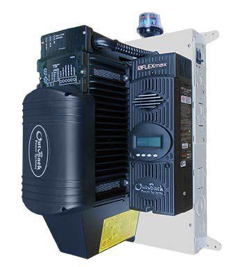 Four Star Solar Outback FX2524 Midnite E-Panel w/ FM80 Power Center