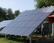 Grid Tie battery backup solar packages