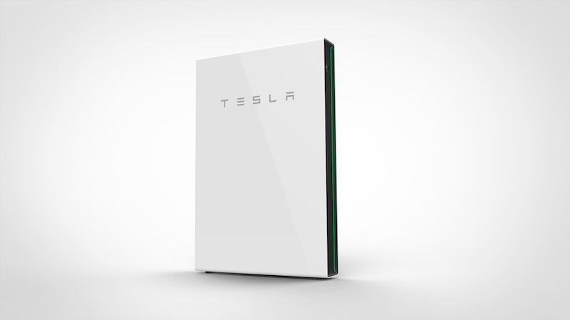 Tesla Powerwall 2 And Solar Roof Tiles Wholesale Solar