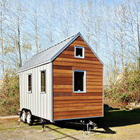 miter box tiny house