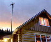 Small Wind Systems - eligible for tax credit