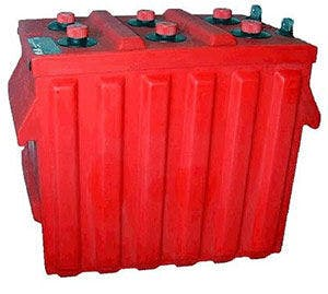 Surrette / Rolls 12CS-11PS Flooded Battery