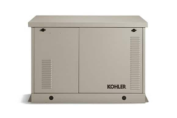 12kW Kohler Off-Grid Generator Package
