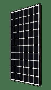Lg Neonr Lg 370q1c V5 Mono Black Frame Solar Panel Wholesale Solar