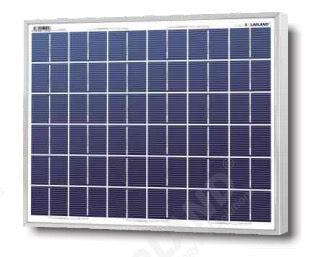 Solarland SLP012-12 Silver Poly Solar Panel