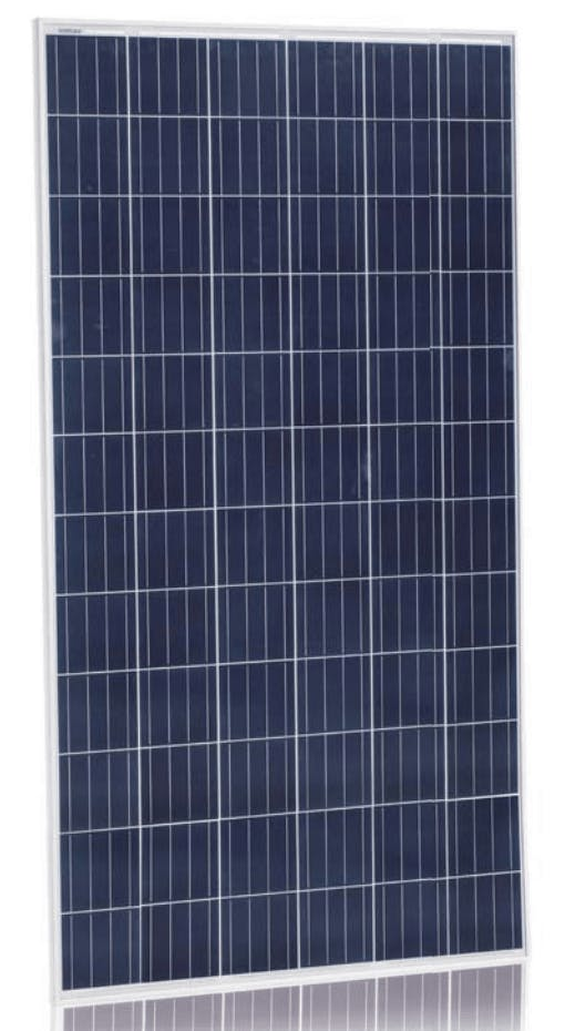 JinkoSolar 335w Silver Poly Solar Panel