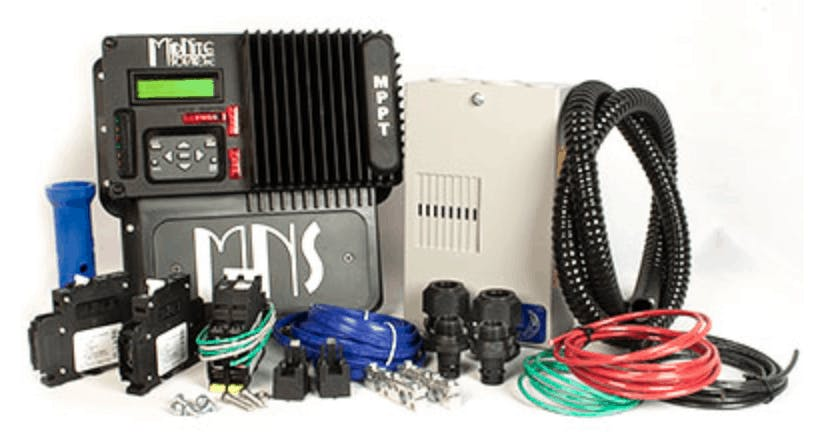MidNite Solar MNKIDBASIC KIT Charge Controller