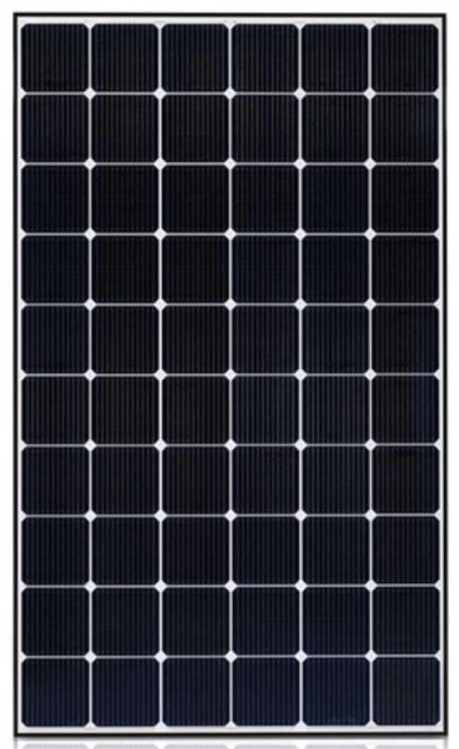 LG NeON2 LG-350N1C-V5 Black Mono Solar Panel