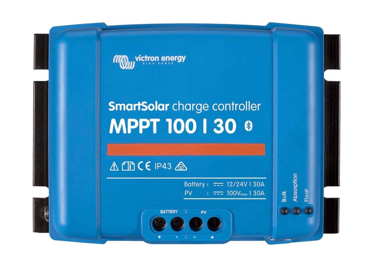 Victron Energy SmartSolar MPPT 100/30 Charge Controller