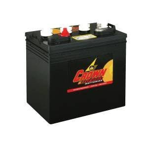 Crown CR165, 8v Flooded Battery