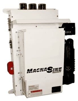 Four Star Solar Magnum Single MS4448PAE Midnite E-Panel w/ Classic 150 Power Center