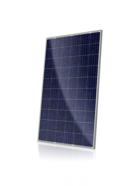 Canadian Solar CS6K-280M-T4 Black Frame White Backsheet Mono Solar Panel