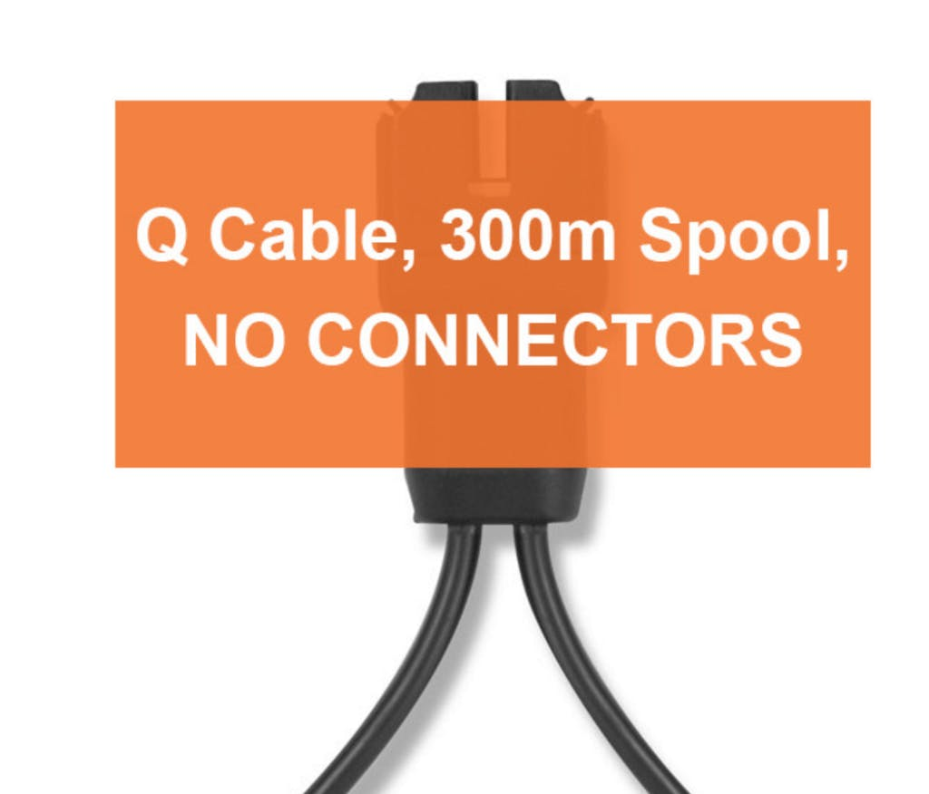 Enphase Bulk IQ Cable 300m Spool (No Connectors)