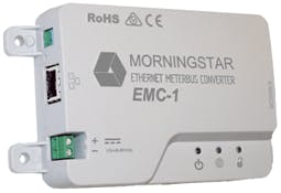 Morningstar Corporation Ethernet MeterBus Converter, EMC-1