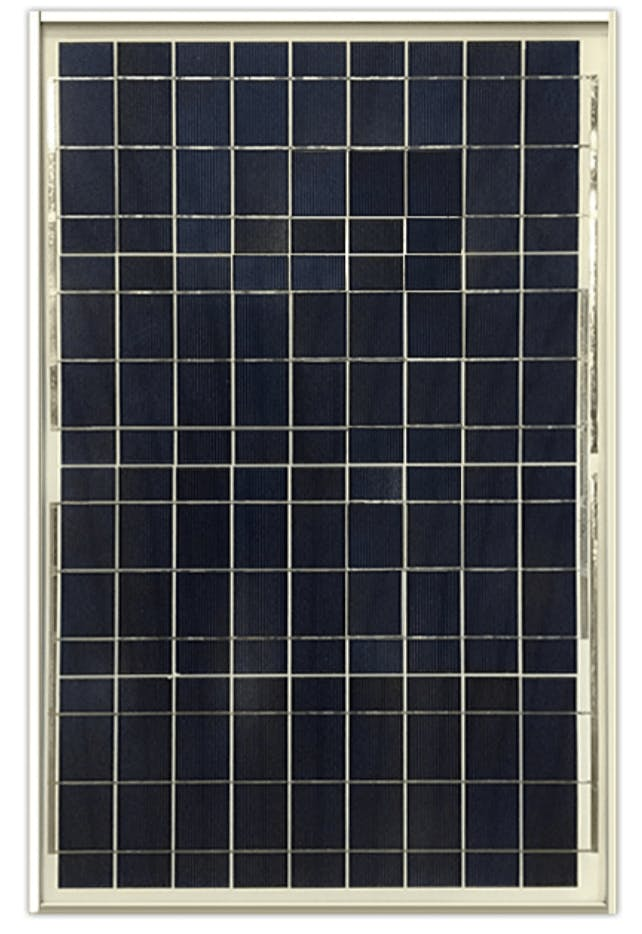 Ameresco BSP30-12 30w Silver Poly Solar Panel