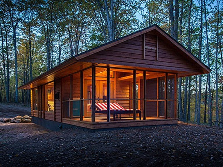 Mobile RV Tiny House in Wisconsin