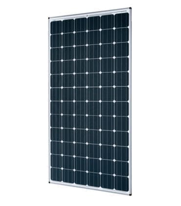 SolarWorld SW345 XL Silver Mono Solar Panel