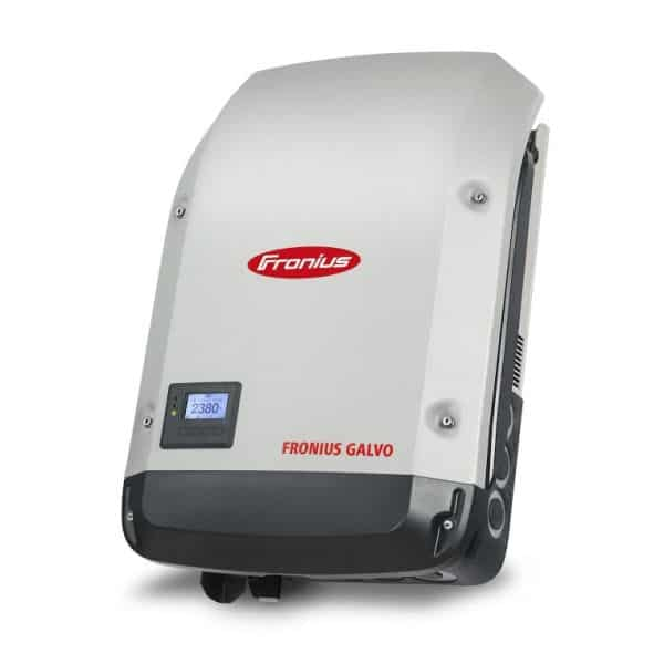 Fronius Galvo 2.5-1 - 2.5kW WiFi, w/ DC Disconnect, 208/240 Inverter