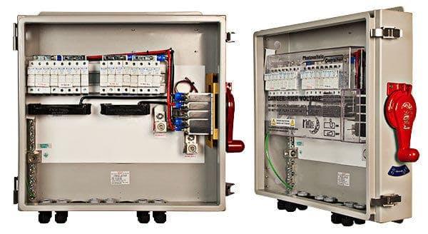 MidNite Solar MNPV16HV-DLTL 4X-PSB Birdhouse Emergency Disconnect Combiner