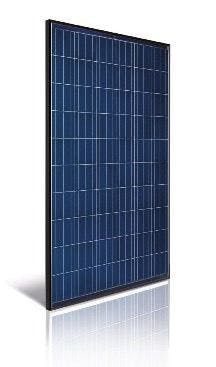 Astronergy VIOLIN ASM6610P-260(BF) Black Frame Poly Solar Panel