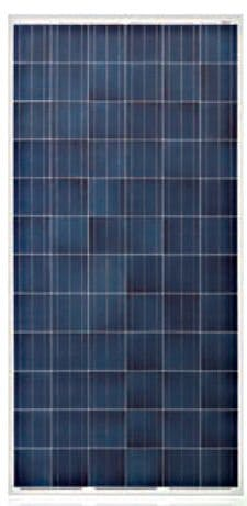 Astronergy CHSM6612P-310 Silver Poly 40mm Solar Panel