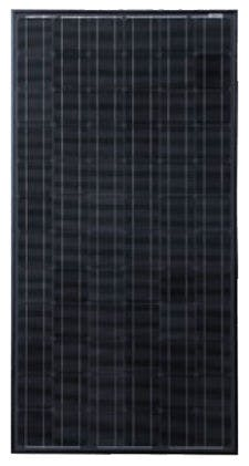 Astronergy CHSM5612M-185 Black Mono Solar Panel