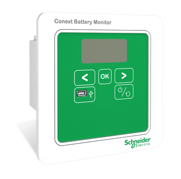 Schneider Conext Battery Monitor 24/48V