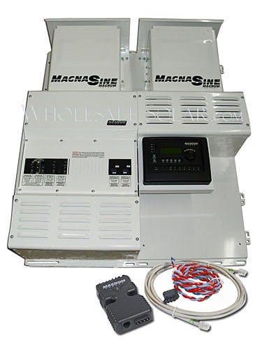 Four Star Solar MS4448PAE Dual Magnum Power Center