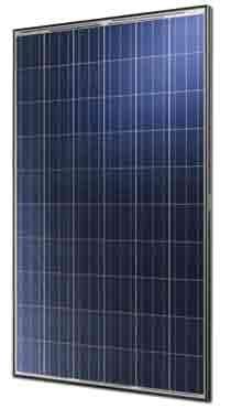 ET Solar 245 Watt Black Module MC4 ET-P660245B Solar Panel