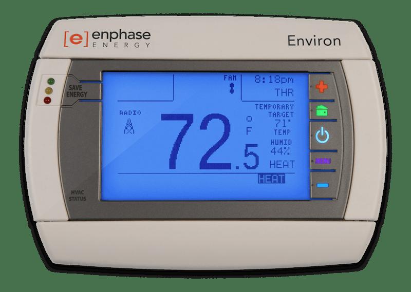 Enphase Enphase Environ Smart Thermostat