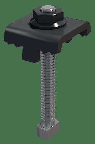 IronRidge Mid Clamp Grounding RS-GD-MCL-250B