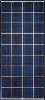 Kyocera KD140GX-LFBS Black Solar Panel